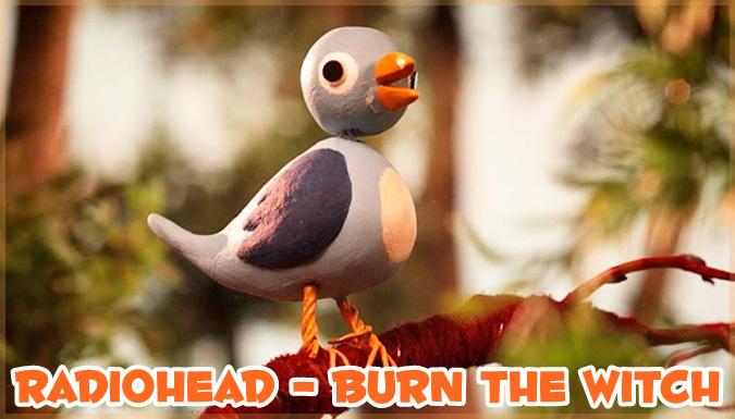 レディオヘッドの新曲「Burn The Witch」のミュージックビデオが公開!