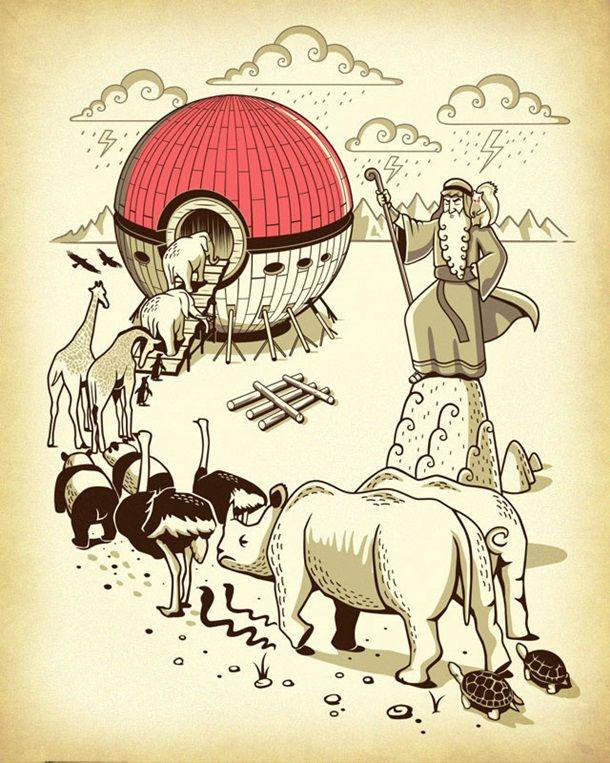 history-modern-culture-mash-up-illustration-4