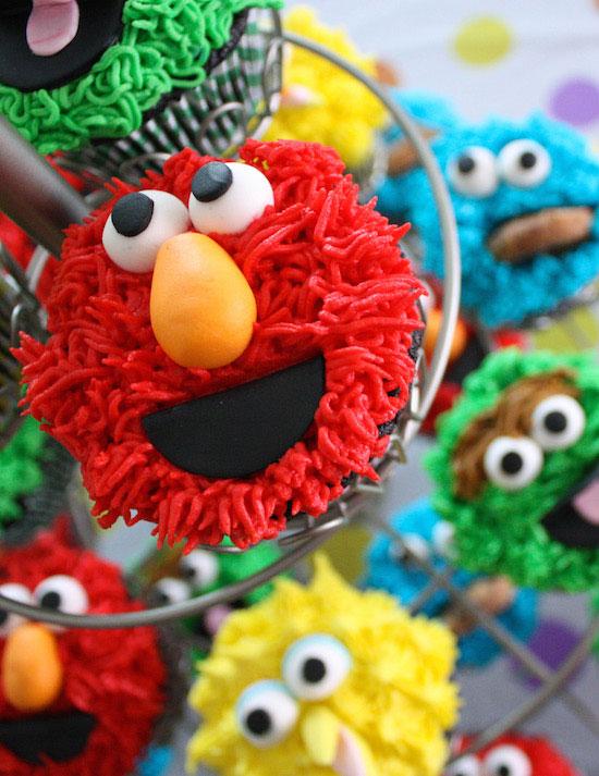 Sesame-Street-Cupcakes-by-JavaCupcake