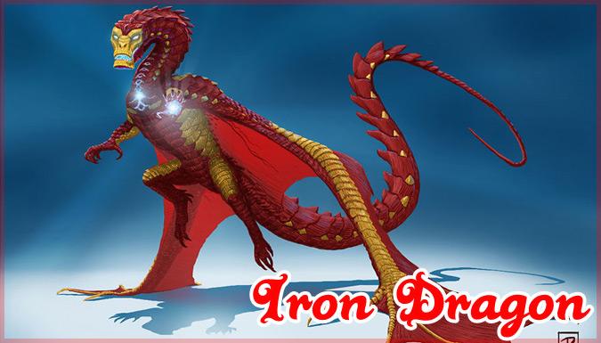 もしもスーパーヒーローがドラゴンに変身する能力を持っていたら?
