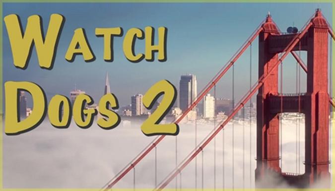 フルハウスのオープニングをウォッチドッグス2でリメイクしたパロディ映像